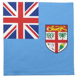 Fiji Flag Napkin