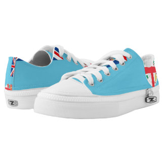 Fiji Flag --.png Low Tops