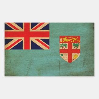 Fiji Flag Stickers