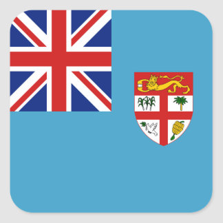 Fiji Flag Sticker
