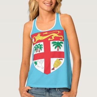 Fiji Flag Tank Top
