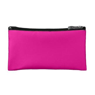 Fiji Fuchsia-Purple-Pink Magenta Tropical Romance Makeup Bags