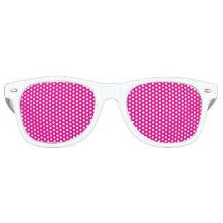 Fiji Fuchsia-Purple-Pink Magenta Tropical Romance Wayfarer Sunglasses