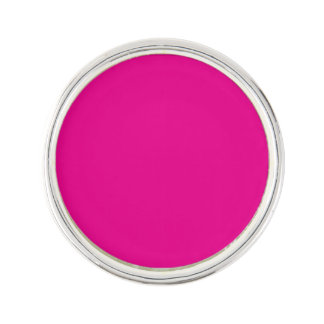 Fiji Fuchsia-Purple-Pink Magenta Tropical Romance Lapel Pin