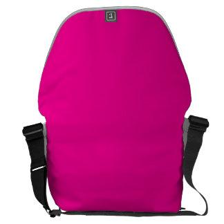Fiji Fuchsia-Purple-Pink Magenta Tropical Romance Messenger Bags