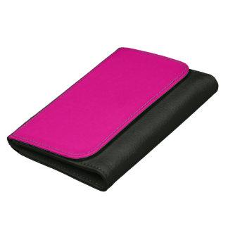 Fiji Fuchsia-Purple-Pink Magenta Tropical Romance Women's Wallets