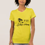 Fiji - Graphic Palm Trees Shirts