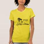 Fiji - Graphic Palm Trees T-Shirt