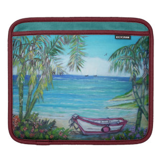 Fiji Island -  iPad pad Horizontal iPad Sleeve