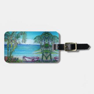 Fiji Island - Luggage Tag