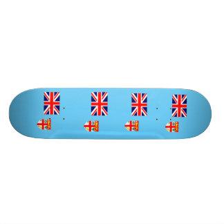 Fiji Islands Custom Skateboard