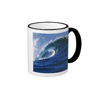 Fiji Islands Tavarua Cloudbreak A wave Mugs
