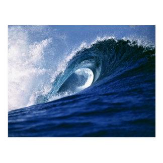 Fiji Islands Tavarua Cloudbreak A wave Postcards
