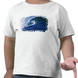 Fiji Islands Tavarua Cloudbreak A wave T-shirt