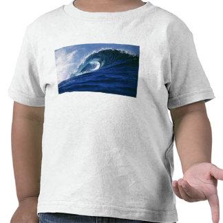 Fiji Islands Tavarua Cloudbreak A wave T-shirts
