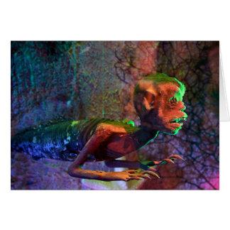 Fiji Mermaid Card