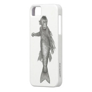 Fiji Mermaid Case For The iPhone 5