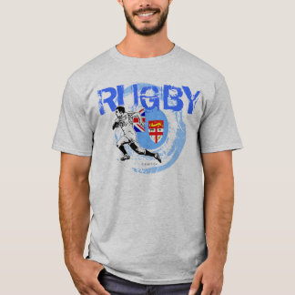 Fiji Rugby Fans T-Shirt Run