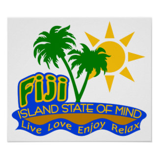 Fiji State of Mind poster