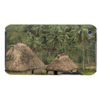 Fiji, Viti Levu, Navala, Traditional Bure houses iPod Case-Mate Case