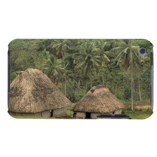 Fiji, Viti Levu, Navala, Traditional Bure houses iPod Case-Mate Case
