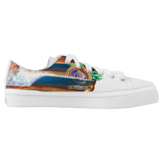 Fijian Dream limited edition Printed Shoes
