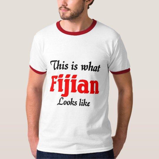 Fijian looks like T-Shirt