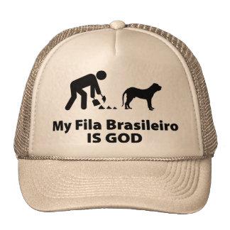 Fila Brasileiro Cap