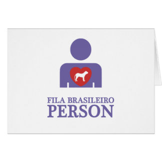 Fila Brasileiro Card