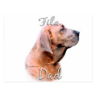 Fila Brasileiro Dad 2 Postcard