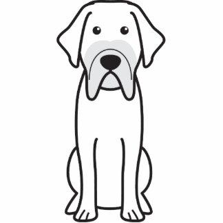 Fila Brasileiro Dog Cartoon Photo Cutouts