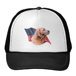 Fila Brasileiro Flag Trucker Hat