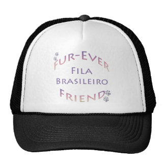 Fila Brasileiro Furever Cap