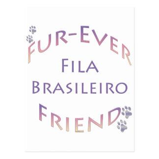 Fila Brasileiro Furever Postcards