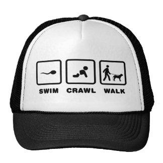 Fila Brasileiro Hats
