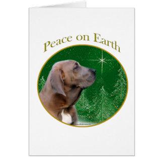 Fila Brasileiro Peace Card