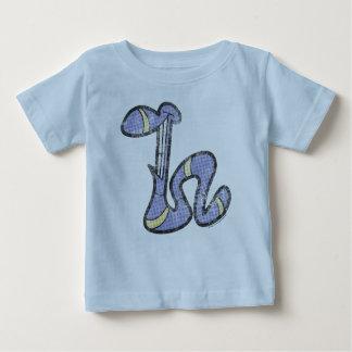 Filbert the Worm Baby Shirt