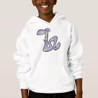 Filbert the Worm Kid's Sweatshirt