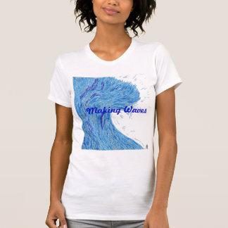 File0045, Making Waves T-Shirt