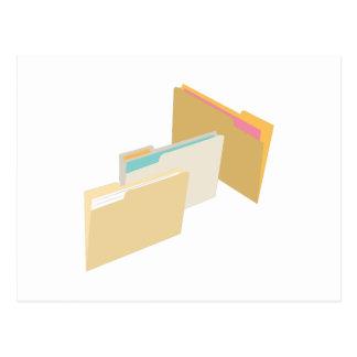 Files Postcard