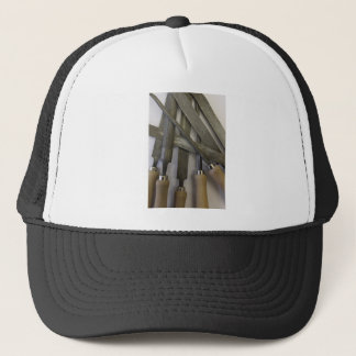 Files tools trucker hat