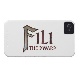 Fili Name iPhone 4 Cover