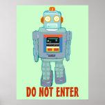 Filia the Robot Poster