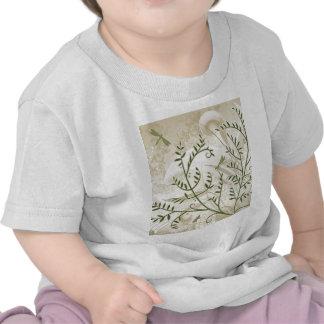 Filigree Ferns T-shirts