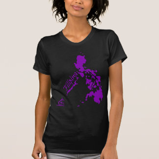 Filipina Philippine Islands Purple T-Shirt