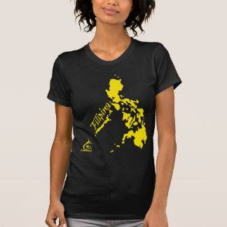 Filipina Philippine Islands Yellow T-Shirt