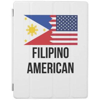 Filipino American Flag iPad Cover