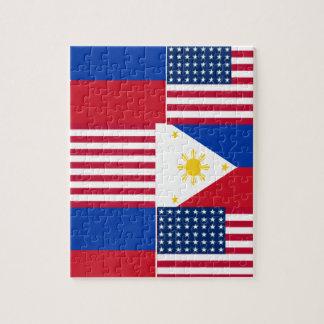 FILIPINO-AMERICAN PUZZLE
