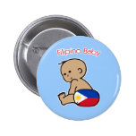 Filipino Baby Button