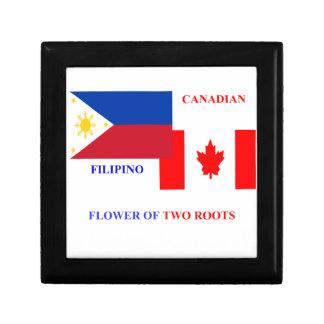 Filipino-Canadian Gift Box